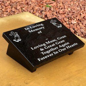 A4 Memorial Plaque